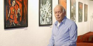 אמן ישראלי מנחם- רון וכסלר