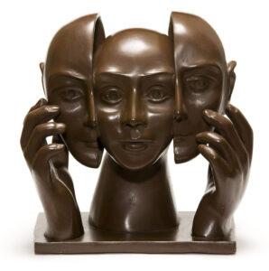 בלוג אומנים פסלת רות גולן ברונזה