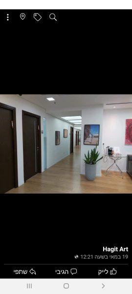 תערוכות מגדל המוזיאון תל אביב אמנים חדר ישיבות