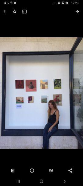 חגית ארגמן צילום תערוכות חלונות מוזיאליים ציירים תערוכה תל אבבי רמת אביב